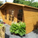 Winged Summer House